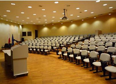Conference hall for rent Coloseo